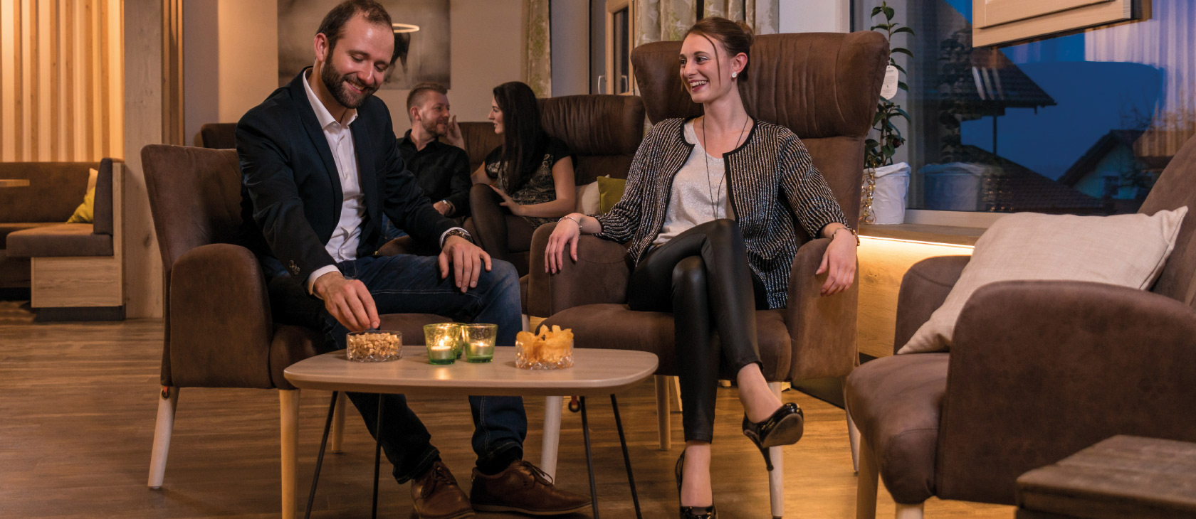 [Translate to Englisch:] Zum Koch – Bar & Lounge Cellini